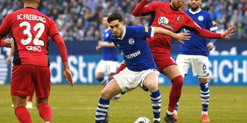 Schalke kommt nicht voran: 0:0 und «Rot» für Serdar