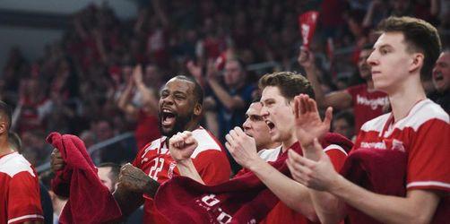 Brose Bamberg zum sechsten Mal Basketball-Pokalsieger