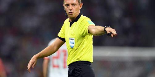 Italiener Rocchi pfeift Bayern-Spiel in Liverpool