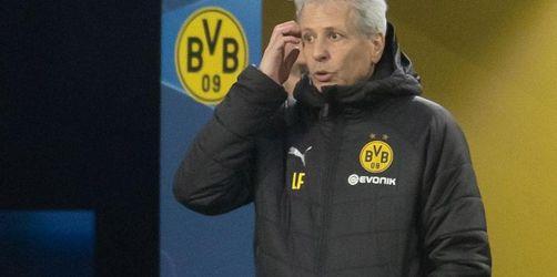 Favre und BVB beim «Club» gefordert