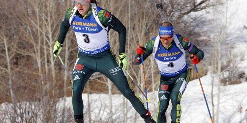 Top-Ergebnisse: Zweite und Vierte in Mixed-Staffeln