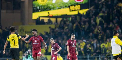 Borussia Dortmund will Krise beenden: Neustart in Nürnberg