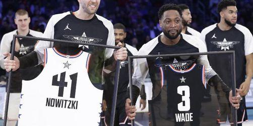 Basketball-Star Nowitzki verliert Allstar-Spiel