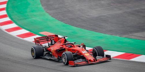 Vettels Teamkollege Leclerc gibt Ton bei Formel-1-Tests an