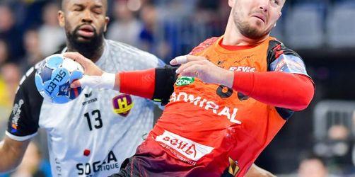 Rhein-Neckar Löwen legen in Handball-Königsklasse vor