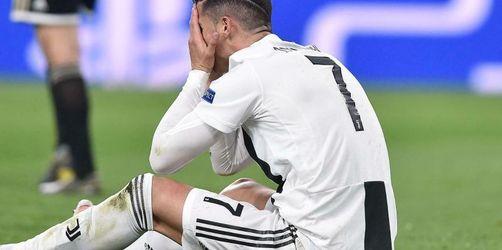 Juves schwarze Nacht: Auch mit Ronaldo platzt der Titeltraum