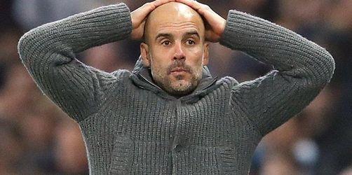 «Erbarmungsloses Drama»: Guardiola scheitert schon wieder