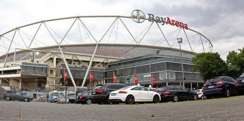 Leverkusen gegen Nürnberg:Polizei erteilt 60 Stadionverbote