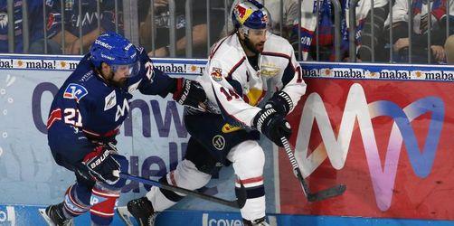 Eishockey-Meister München gelingt erster Schritt zum Titel
