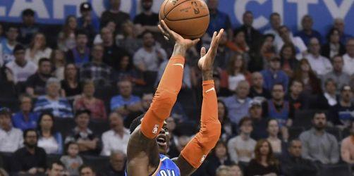 NBA-Playoffs: Lebenszeichen von Schröder und City Thunder