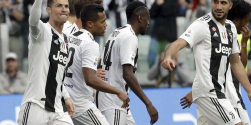 Achter Titel in Serie:Juventus Turin erneut Meister