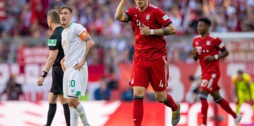 «Dreckiges Tor» hält Bayern auf Kurs - Bremen will Revanche
