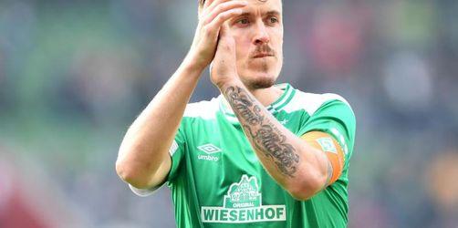 Bremen bangt vor Pokal-Halbfinale gegen Bayern um Max Kruse