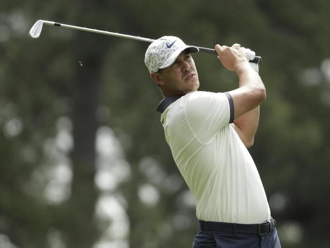 Titelverteidiger beim PGA Championship: Brooks Koepka. /AP