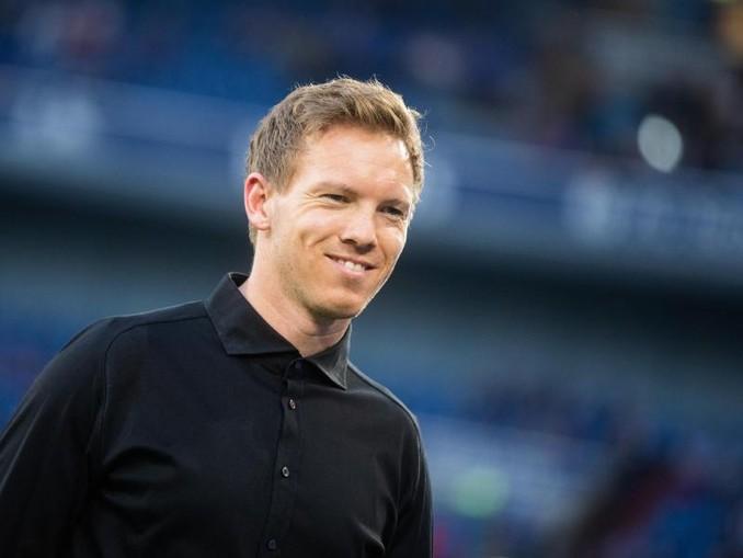 Zum letzten Mal auf der Trainerbank von 1899 Hoffenheim: Julian Nagelsmann.