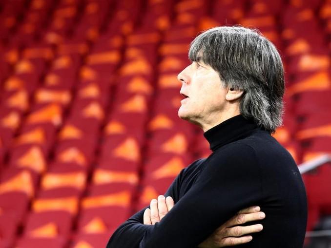 Bundestrainer Joachim Löw hat seinen Kader für die EM-Quali-Spiele in Weißrussland und gegen Estland nominiert.