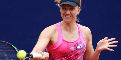 Barthel verpasst bei Nürnberger WTA-Turnier Viertelfinale