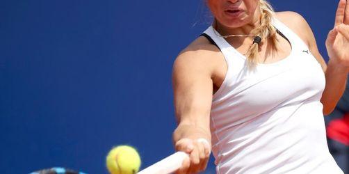 Putinzewa und Zidansek im Tennis-Endspiel von Nürnberg