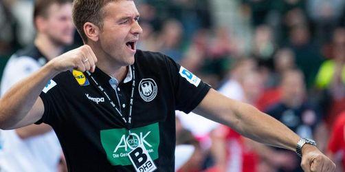 Deutsche Handballer bestreiten letztes Spiel vor Sommerpause