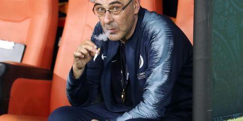 «Neue Ära»für Juve - Sarri kommt vomFC Chelsea nach Turin