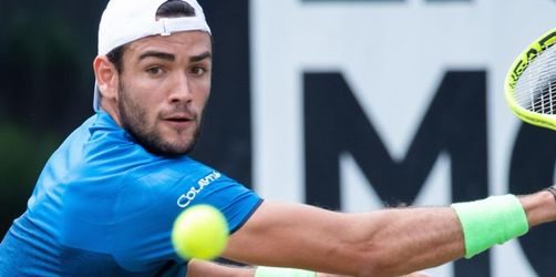 Berrettini feiert als Federer-Nachfolger Titel in Stuttgart