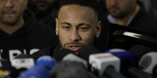 PSG-Boss geht auf Distanz zu Neymar - Wechselspekulationen