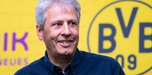 Borussia Dortmund verlängert mit Trainer Favre
