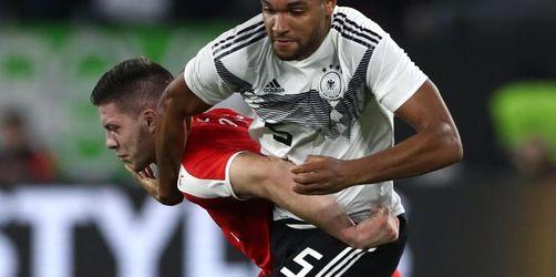 DFB-Elf cool vor Duell mit Jovic - Tah: «Schippe drauflegen»