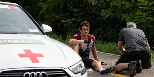 Alarm in der Geldfabrik - Sorgen um Tour-Champion Thomas