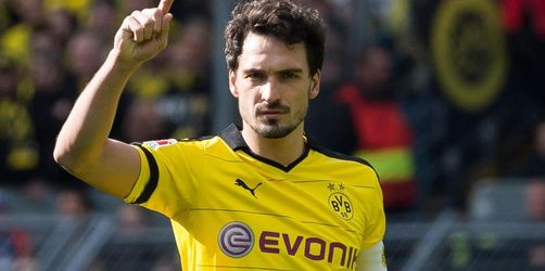 Hummels-Rückkehr perfekt:Dortmunds Angriff auf Bayern