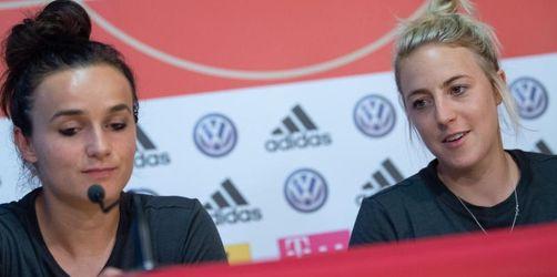 Deutsche Frauen vor WM-Achtelfinale:«Schippen drauflegen»