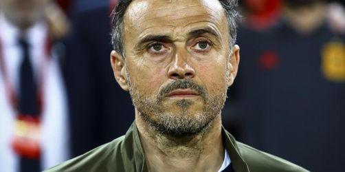 Spanien: Luis Enrique hört auf - Trainer-Nobody übernimmt