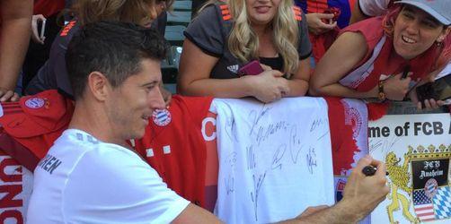 Lewandowski fordert dringend neue Spieler: «Es ist Zeit»