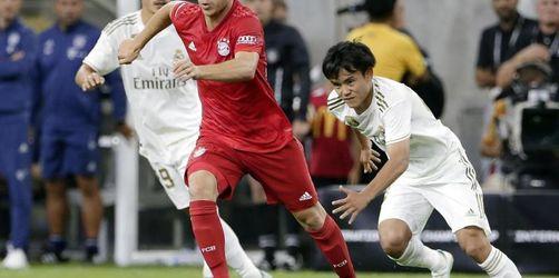 FC Bayern feiert Prestigeerfolg gegen Real Madrid