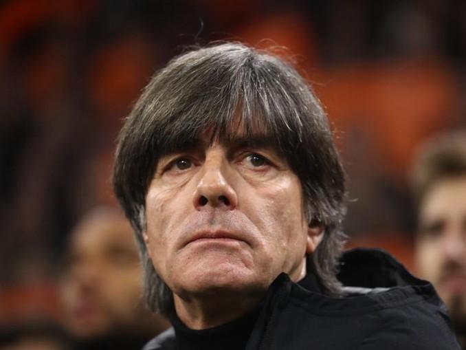 Deutscher Nationaltrainer Joachim Löw. /Archiv
