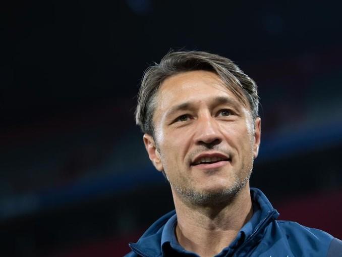Trainer Niko Kovac von Bayern München. /Archiv