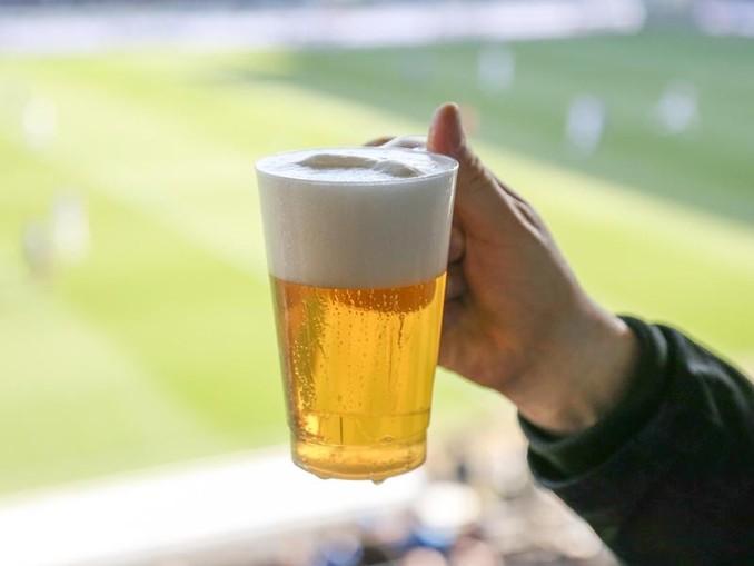 Der DFB sucht einen neuen Bier-Sponsor.
