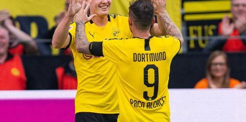 Traumstart in die Dortmunder Titelmission - «Geiles Gefühl»