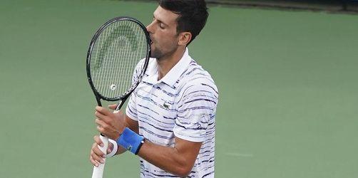 Djokovic verpasst Finale in Cincinnati