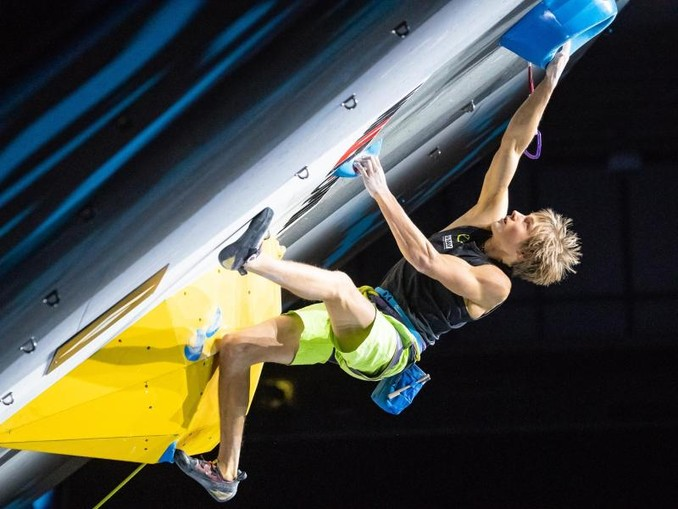 Alexander Megos hat sich für die Olympischen Spiele in Tokio qualifiziert. /APA