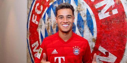 Bayern-Star Coutinho: «Will wichtige Trophäen gewinnen»