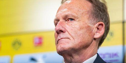 BVB-Boss Watzke: «Keine Angst vor Bayern, aber Respekt»