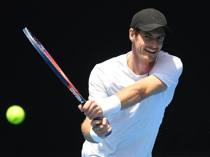 Andy Murray hat sein Auftaktmatch in Winston-Salem verloren. /AAP