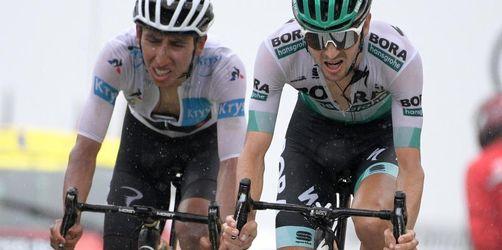 Buchmann hält Tour-de-France-Sieger Bernal für schlagbar