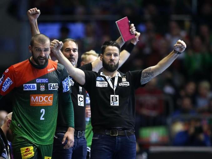Startete mit Magdeburg mit einem Sieg in die neue Saison: Trainer Bennet Wiegert.