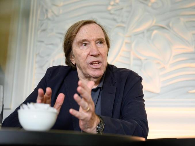 Günter Netzer, ehemaliger Fußballspieler, Unternehmer und TV-Experte, wird am 14. September 75 Jahre alt.