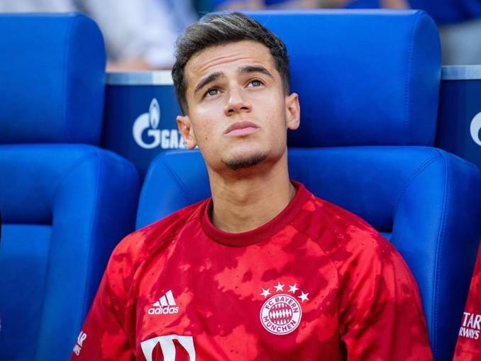 Bayerns Philippe Coutinho hat große Pläne mit seinem neuen Club.