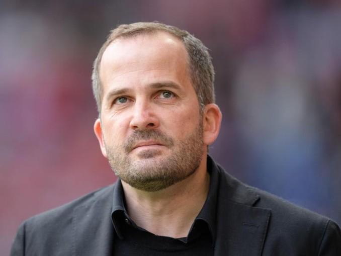 Ex- Trainer Manuel Baum vom FC Augsburg.