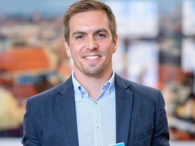 Der ehemalige Profi-Fußballer Lahm wird Botschafter der Stadt München für die UEFA Euro 2020.