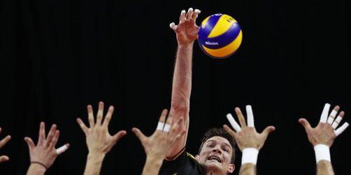 «Alles schlecht»: Volleyballer legen EM-Fehlstart hin